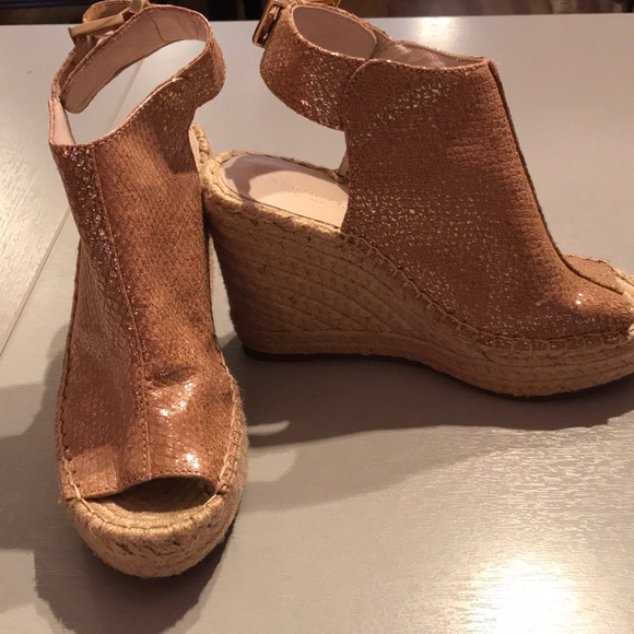 aa1d1ce91d Kenneth Cole Shoes | 6 Olivia Espadrille Wedge Sandal B8 | Poshmark